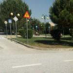 Εικόνα 5: Δ1 - Ιούνιος 2017(άποψη κεντρικού σημείου του Πάρκου Κυκλοφοριακής Αγωγής Αγίου Δημητρίου, στον ομώνυμο Δήμο