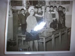 Χριστουγεννιάτικη γιορτή 1968