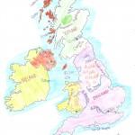 Χάρτης Αγγλίας Ελίνα 002