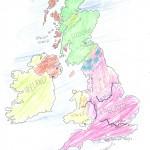 Χάρτης Αγγλίας Ελίνα 008