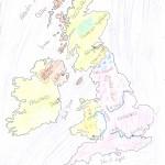 Χάρτης Αγγλίας Ελίνα 011