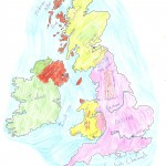 Χάρτης Αγγλίας Ελίνα 019