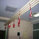 Χριστουγεννιάτικος στολισμός σχολείου Δεκ 2014 007