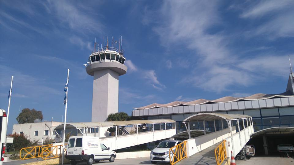 Αποτέλεσμα εικόνας για πυργος ελέγχου αεροδρομιου κέρκυρας