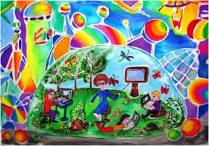 Το Σχολείο του Μέλλοντος!!
