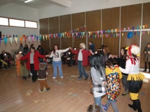 Και οι γονείς χόρεψαν φυσικά...