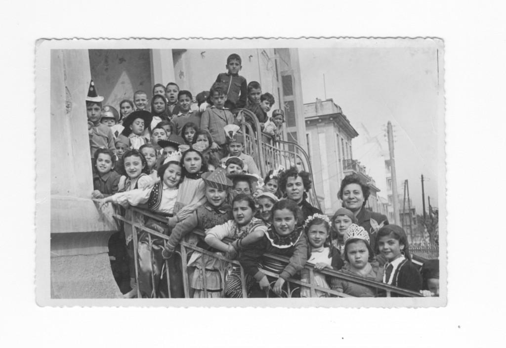 ΑΠΟΚΡΙΕΣ ΠΕΜΠΤΗ ΔΗΜΟΤΙΚΟΥ 1958 -ΦΑΡΟΣ