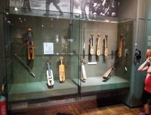 Διάφορα μουσικά όργανα