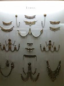 κοσμήματα Εθ. Ιστορ.Μουσείου