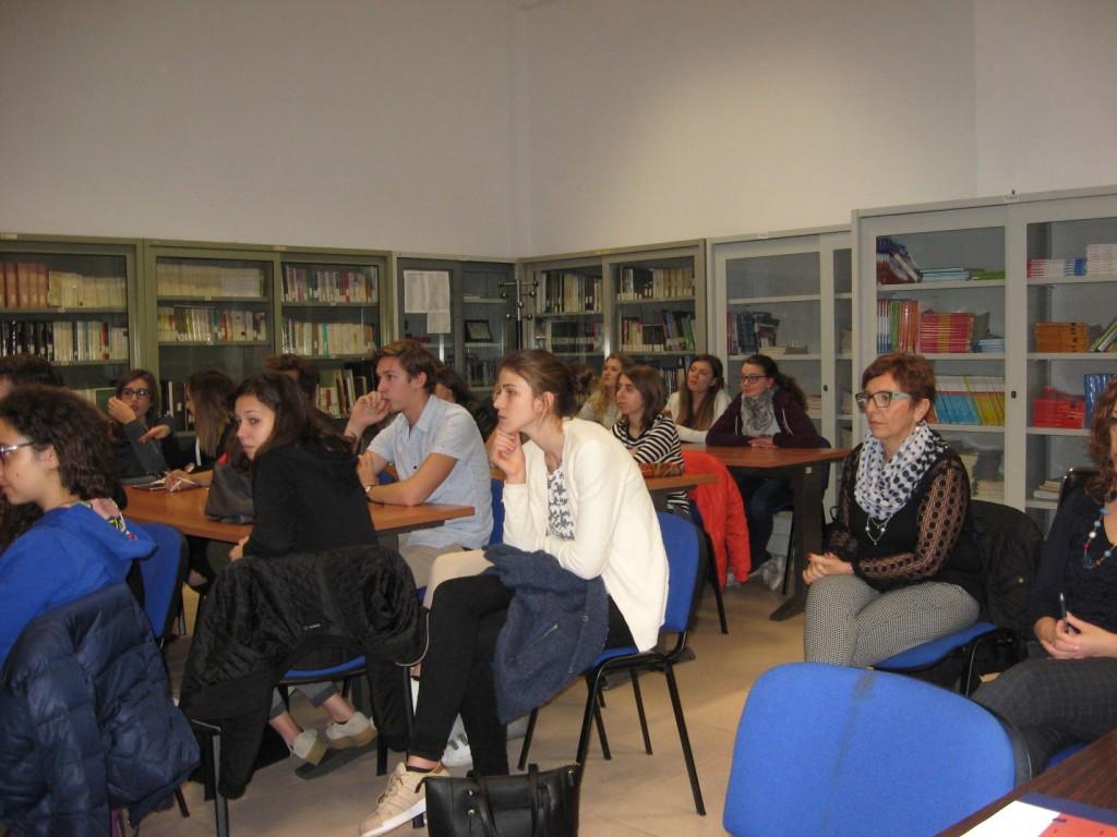 Διάλεξη ειδικών σχετικά με το Σχολικό Εκφοβισμό