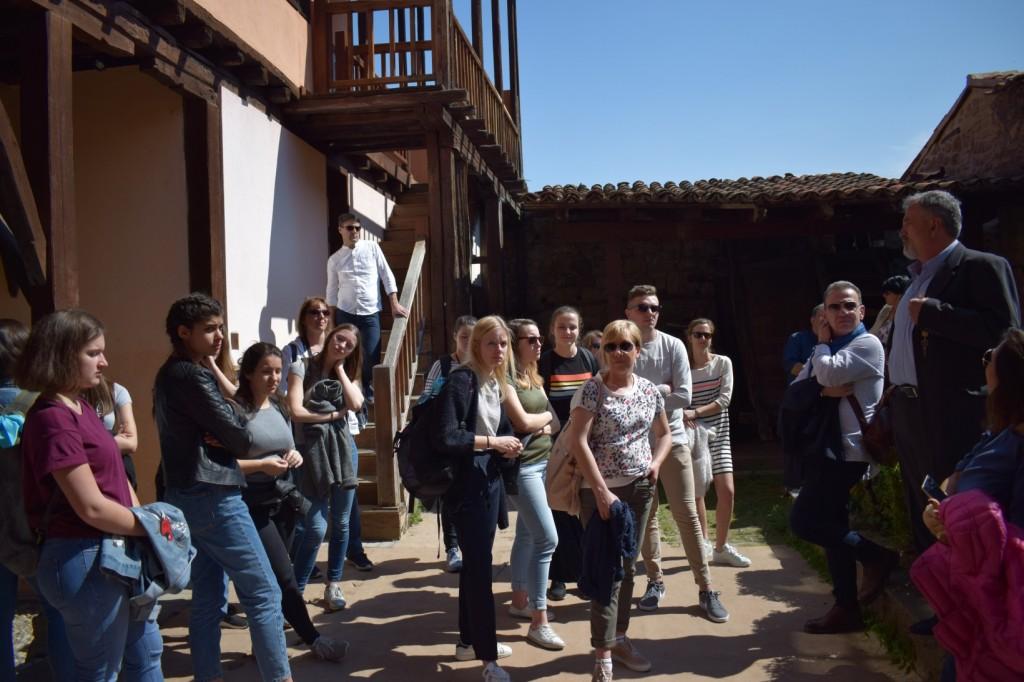 Ξενάγηση στην παλιά πόλη της Βέροισς