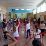 Ασκήσεις ρυθμικής γυμναστικής