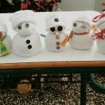 Χιονάνθρωποι!