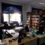 Δημοτική βιβλιοθήκη Ελευσίνας