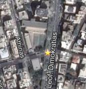 Το 3ο Λύκειο στο google maps
