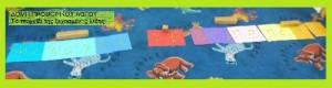 Κλασσικό παιχνίδι από το παλιό βιβλίο δραστηριοτήτων νηπιαγωγείου του ΟΕΔΒ