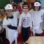 νοσοκόμες και  ασθενής