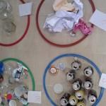 πλαστικά -αλουμινένια-γυάλινα-χάρτινα και αρίθμηση αυτών