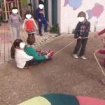 παίξαμε με τους φίλους μας