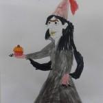 ζωγραφίζοντας τη Δόνα Τερηδόνα