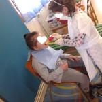 παίξαμε τον οδοντίατρο