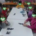 φτιάχνοντας χελιδόνια