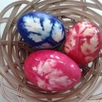 αυγά με φυλλαράκια