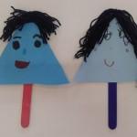 ο Κος Τριγωνούλης - η Κα Τριγωνούλα