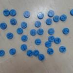 τα μπλε με τα υπόλοιπα γράμματα