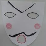 μάσκα γενίτσαρου