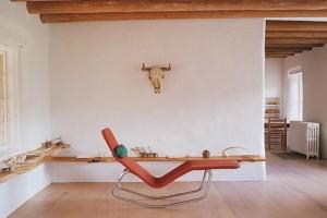 Georgia-O'Keefe's-studio-–-Abiquiu-New-Mexico
