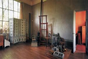 Paul-Cézanne's-studio-–-Aix-en-Provence-France