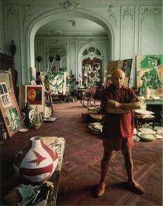 Picasso-Riviera-Francesa