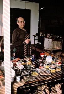 Rothko in his Studio, New York, 1964 by Alexander Liberman