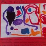 Ανακατέψαμε τα χρώματα και φτιάξαμε όλοι μαζί το δικό μας έργο τέχνης