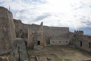 Μέσα στο Κάστρο