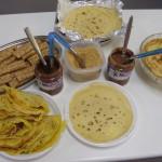Προετοιμασία γαλλικού γεύματος