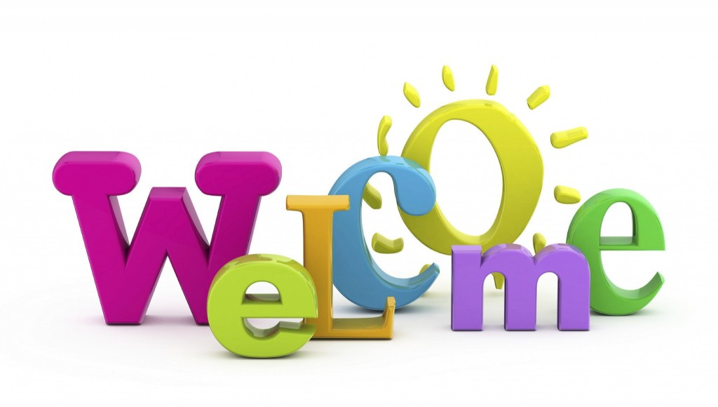 Welcome-With-3D-Fonts