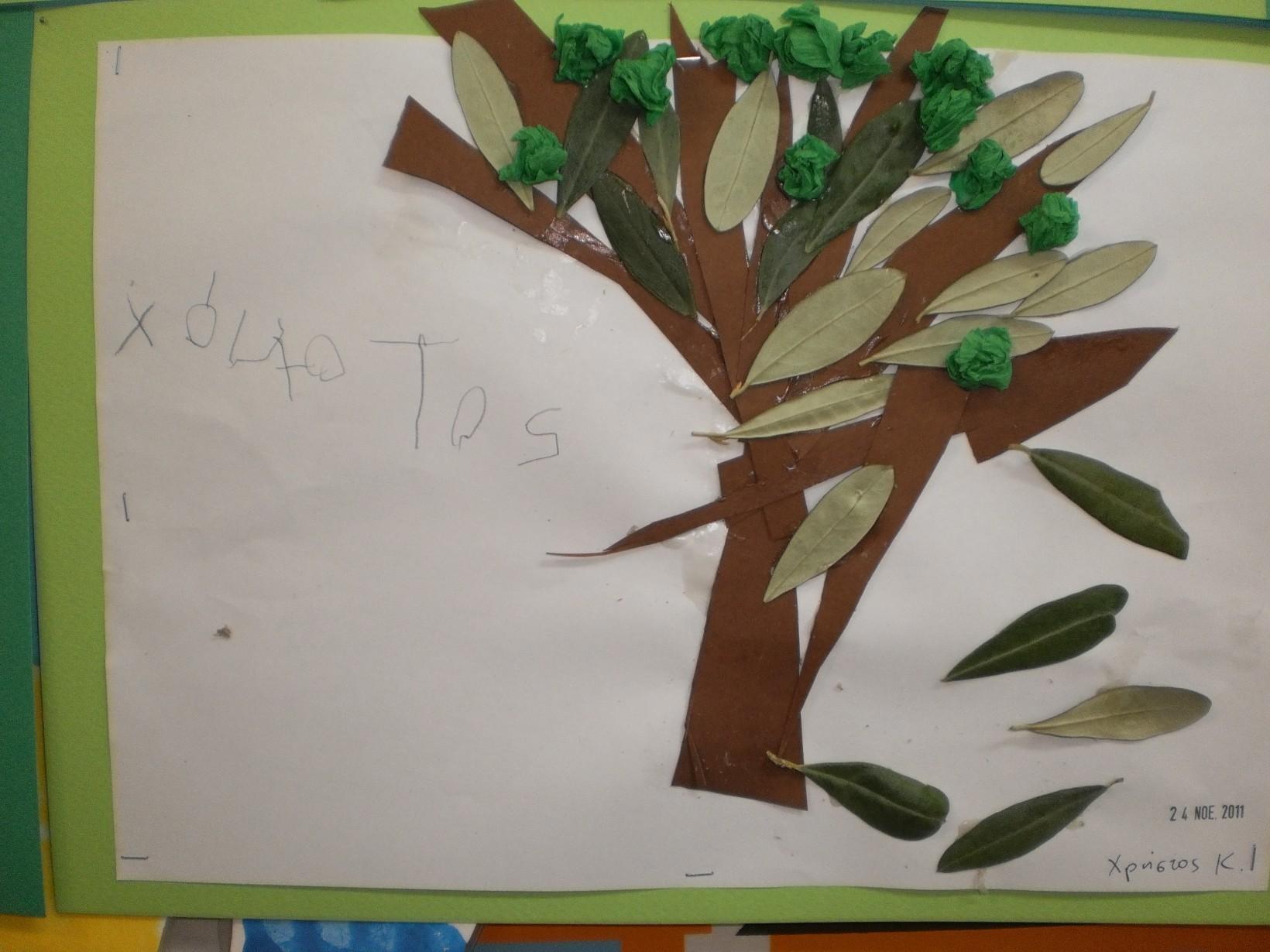 tree crafts olive tree and olives on pinterest. Black Bedroom Furniture Sets. Home Design Ideas