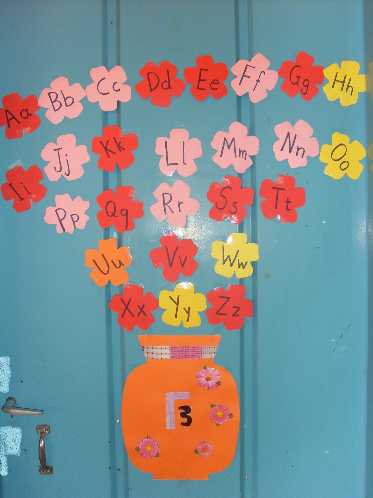 Perfect THE ALPHABET BY GRADE 3 (Γ3)