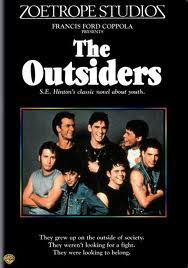 Life in the 1960′s:The Outsiders (movie)