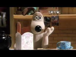DAILY ROUTINE:Wallace &amp; Gromit