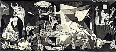 PABLO PICASSO:The story behind a painting (Guernica)