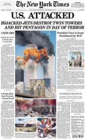 TERRORISM: 9/11