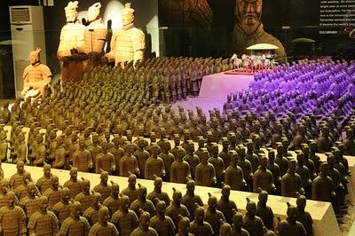 Image result for πηλινος στρατος στην κινα