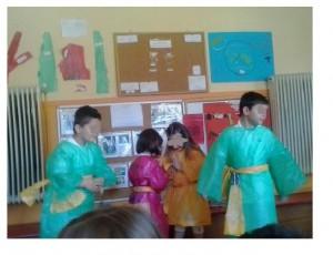 Κινέζικη στολή