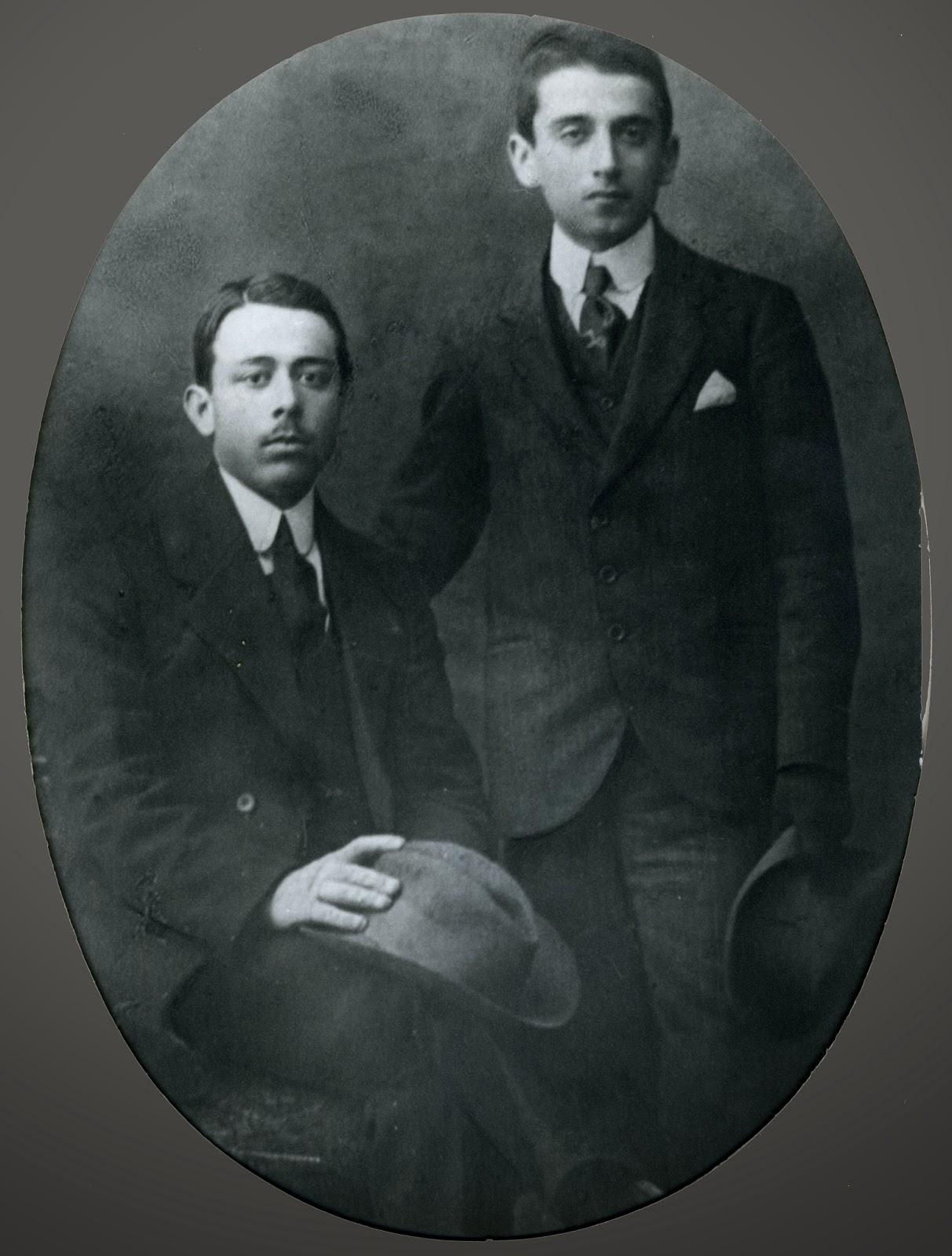 Η αθησαύριστη φωτογραφία του ποιητή Κ.Γ. Καρυωτάκη