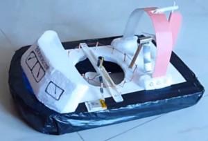 mini hovercraft
