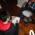 μελετώντας στο Ριζάρειο