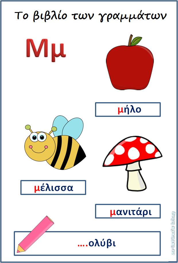Image result for το γραμμα μ